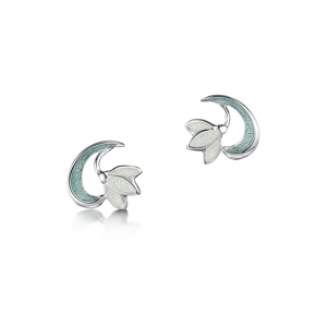 Sheila Fleet Snowdrop Earrings